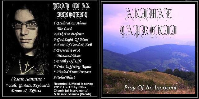 Animae Capronii - Pray of an Innocent