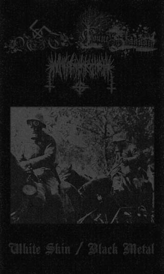 Count Shannäth / Whispersorrow / Neit - White Skin / Black Metal