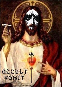 Occult Vomit - Anti-Human Devotion