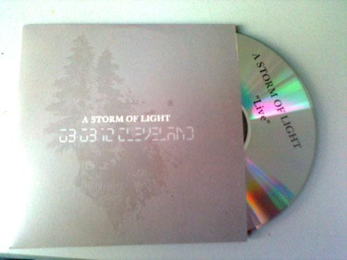 A Storm of Light - 03 03 12 Cleveland