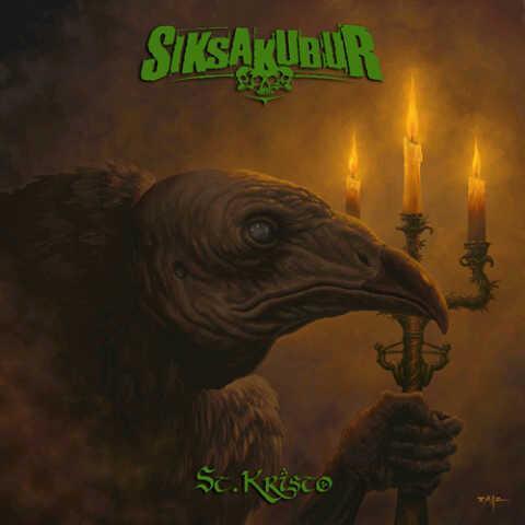 Siksakubur - St. Kristo