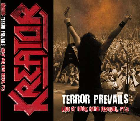 Kreator - Terror Prevails - Live at Rock Hard Festival Part 2