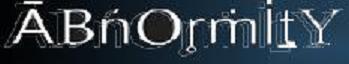 Abnormity - Logo