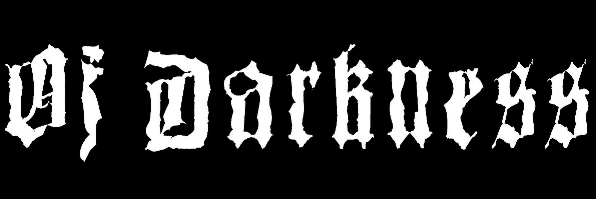Of Darkness - Logo