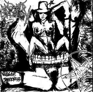 Morbid Execution - Vulgar Darkness
