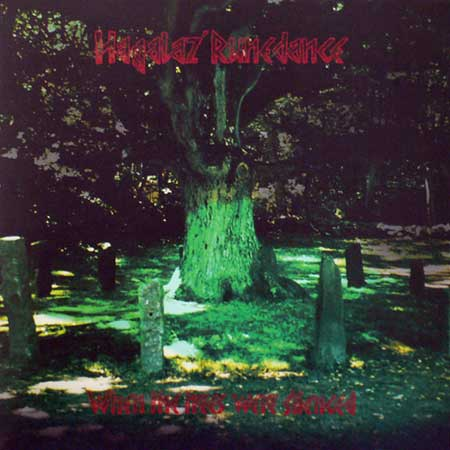 Hagalaz' Runedance - When the Trees Were Silenced