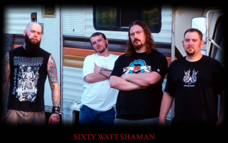 Sixty Watt Shaman - Photo