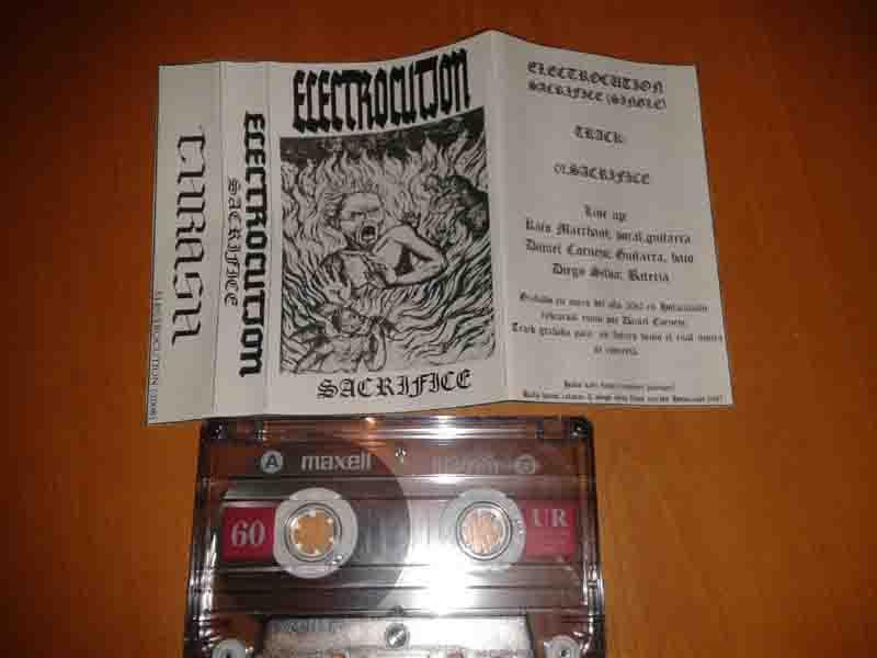 Electrocution - Sacrifice