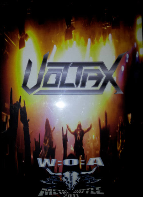 Voltax - Live at Wacken 2011