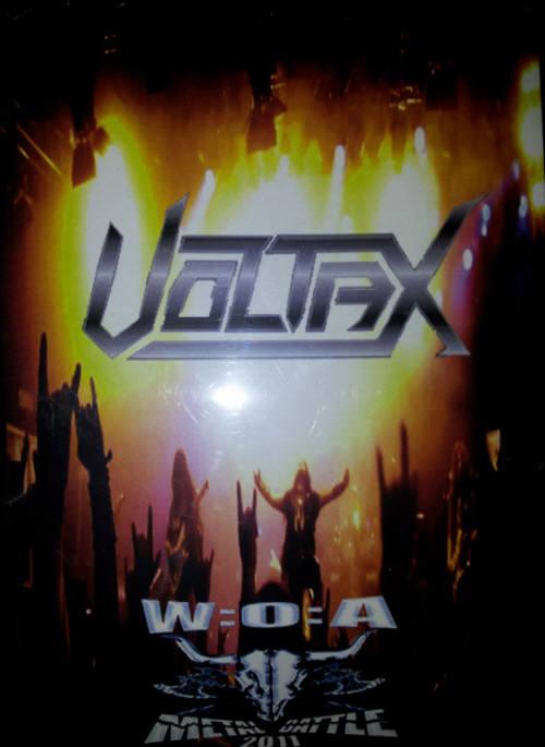 Voltax - Live at Wacken 2011