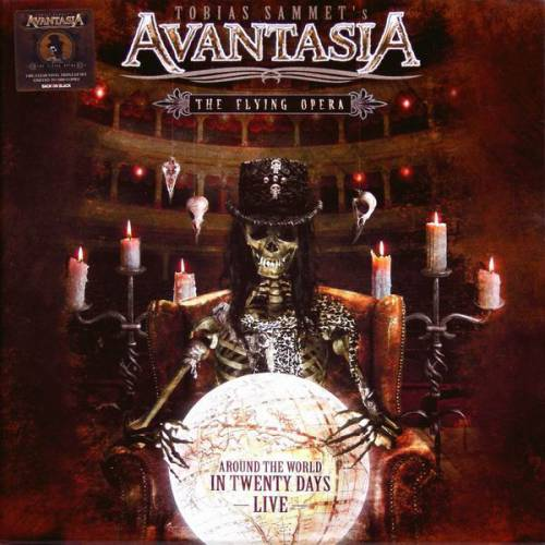 Avantasia - The Flying Opera - Around the World in 20 Days - Live