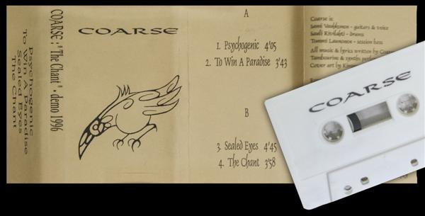 Coarse - The Chant