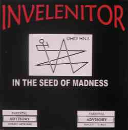 Invelenitor - In the Seed of Madness