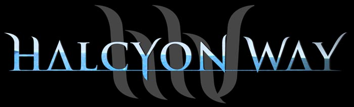 Halcyon Way - Logo