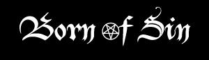 Born of Sin - Logo