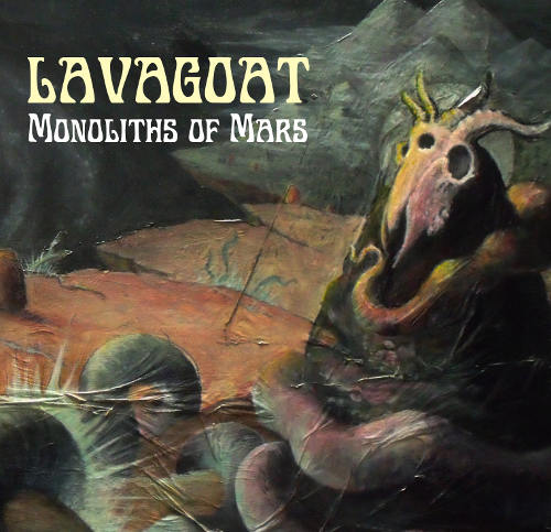 Lavagoat - Monoliths of Mars