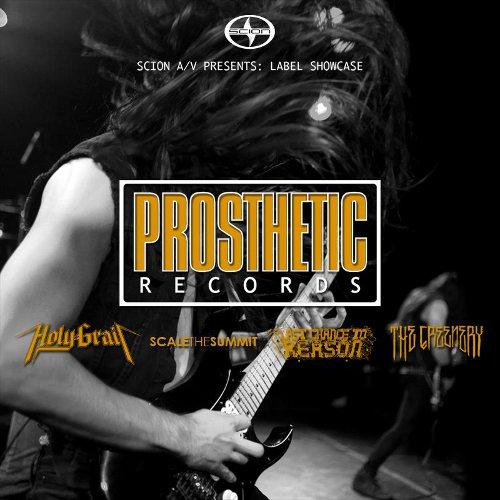 Holy Grail - Label Showcase - Prosthetic Records