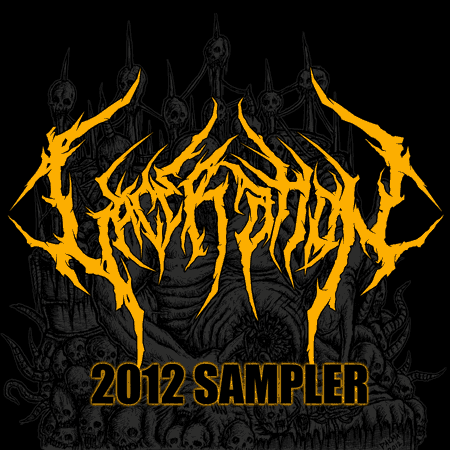 Laceration - 2012 Sampler