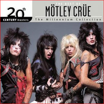 Mötley Crüe - 20th Century Masters: Millennium Collection