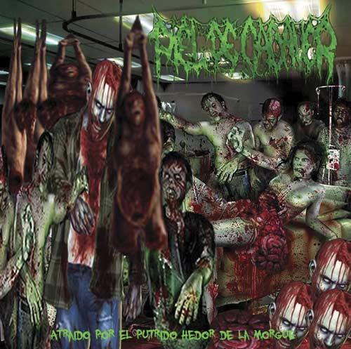 Piel de Cadaver - Atraído por el pútrido hedor de la morgue