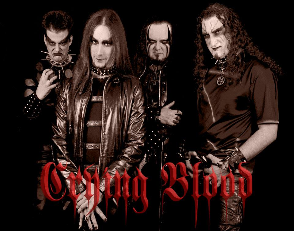 Crying Blood - Photo