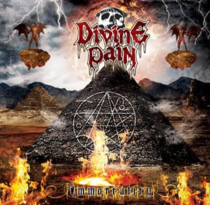 Divine Pain - Immortality