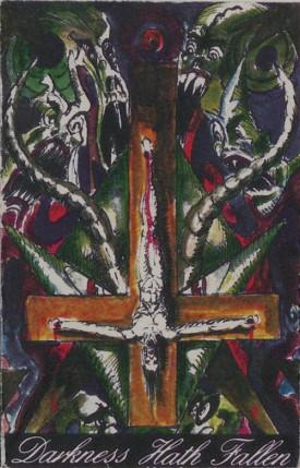 Entasis - Darkness Hath Fallen