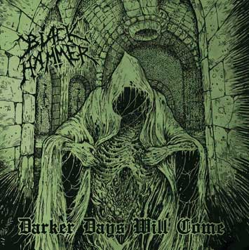 Black Hammer - Darker Days Will Come