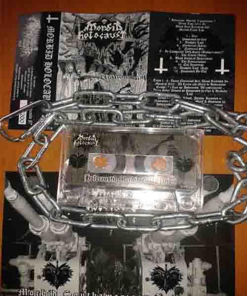Morbid Holocaust - Holocaustic Morbid Compilation