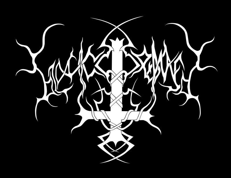Blackcrowned - Logo