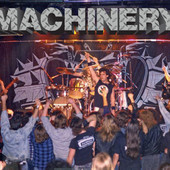 Machinery - Live in New Haven 1990
