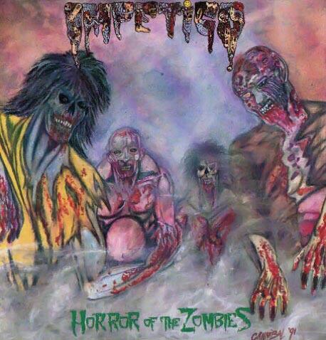 Impetigo - Horror of the Zombies