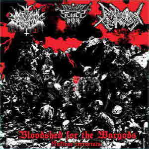 Seges Findere / Purification Kommando / Nocturnal Damnation - Bloodshed for the Wargods