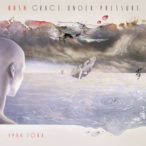 Rush - Grace Under Pressure Tour