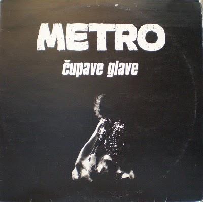 Metro - Čupave glave
