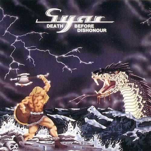 Syar - Death Before Dishonour