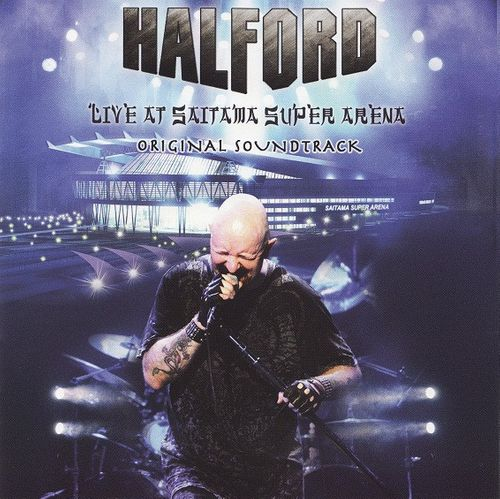 Halford - Live at Saitama Super Arena - Original Soundtrack