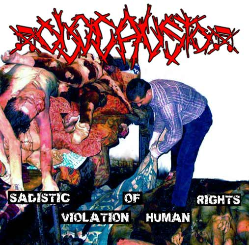Olocausto - Sadistic Violation of Human Rights