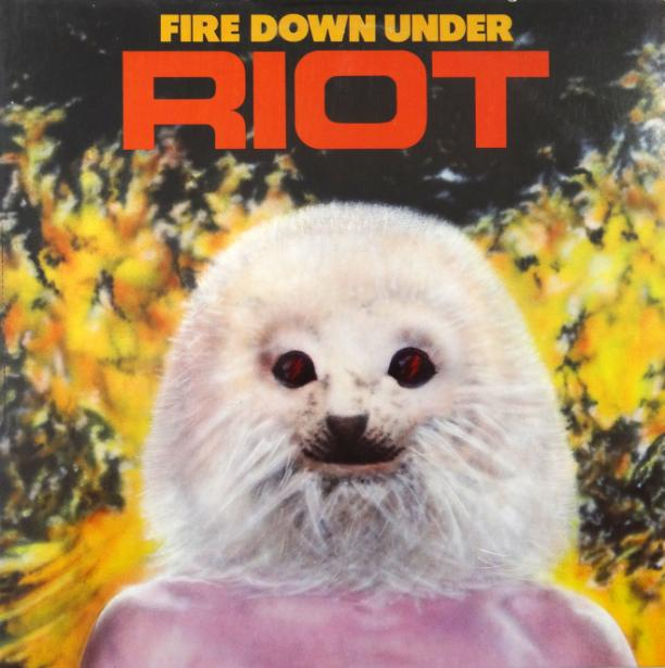 Riot V - Fire Down Under