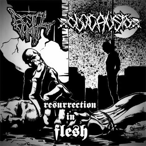 Olocausto - Resurrection in Flesh