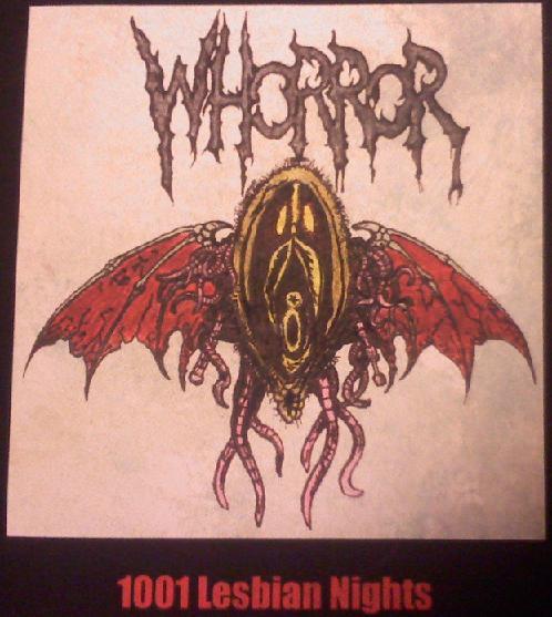 Whorror - 1001 Lesbian Nights