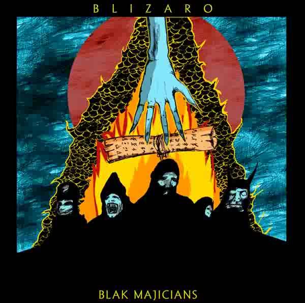 Blizaro - Black Majicians
