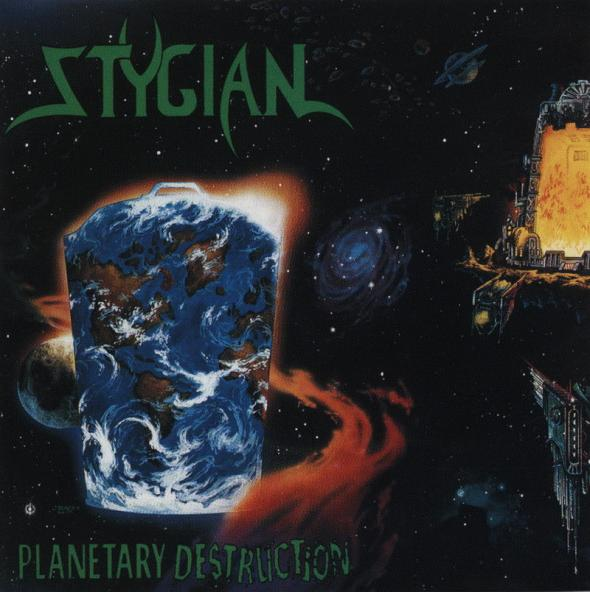 Stygian - Planetary Destruction