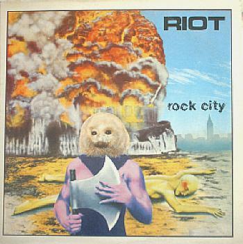 Riot - Rock City