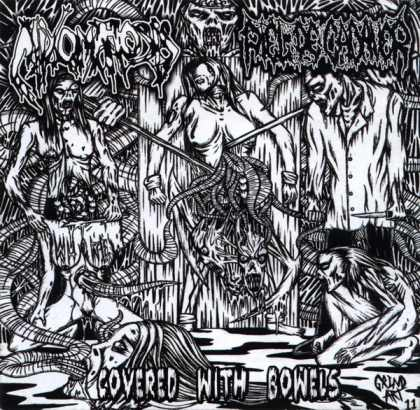 Mixomatosis / Piel de Cadaver - Covered with Bowels