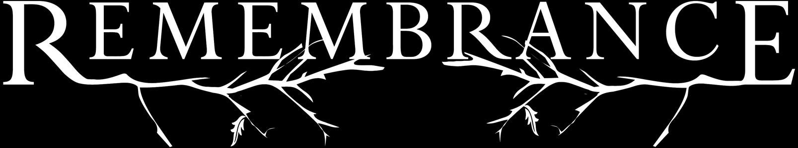 Remembrance - Logo
