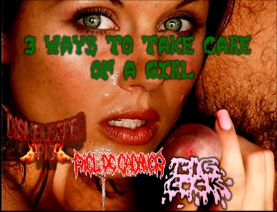 Piel de Cadaver - 3 Ways to Take Care of a Girl