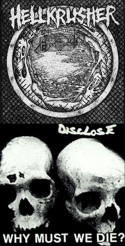 Hellkrusher - Blood Sucking Freaks III