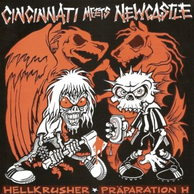 Hellkrusher - Cincinnati Meets Newcastle