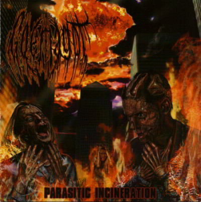 Goemagot - Parasitic Incineration